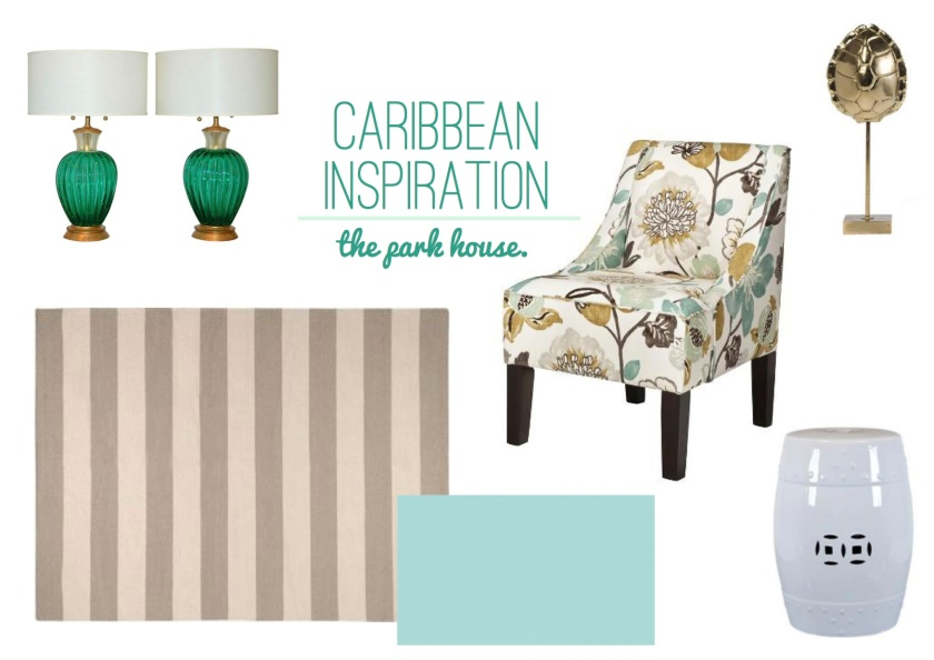 carribean design board